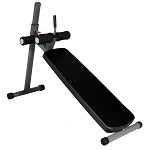 THE X-MARK Adjustable Ab Strength Sit Up Bench (XM-4416)