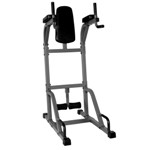 THE X-MARK Vertical Knee Raise with Dip Exercise Station (XM-4437)