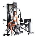 BodyCraft X2 Complete Universal Workout Home Gym System