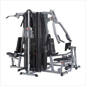 BodyCraft X4 Four Stack - Multi Workout Gym System - Commercial (BC-X4)