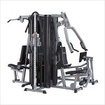 BodyCraft X4 Four Stack - Multi Workout Gym System