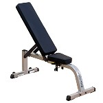 BODY-SOLID Commercial Flat to Incline Bench
