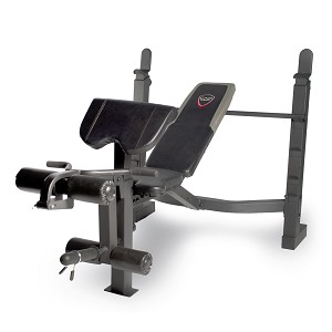 Muscle Inc (FM-6101) Olympic Exercise Bench by CAP