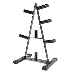 "CAP 2"" Olympic Weight Plate Rack A Frame"