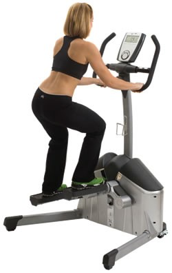Helix H905 Circular Motion Elliptical Trainer Machine