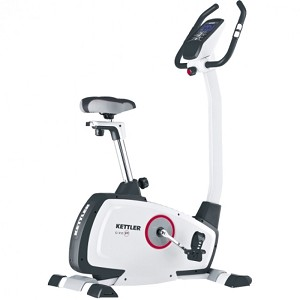 KETTLER Fitness Giro P Upright Programmable Resistance Bike (7631-000)