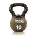 Elite Mini Kettlebell Ball, 10 lb. - Copper (Professional Gym Quality) by AeroMat