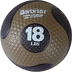 18 lb. Workout Medicine Ball (Home Gym Use) by AeroMat