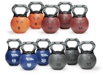 Elite Kettlebell Ball Club Set - 6, 8, 10, 12, 14, 16, 18, 20, 25, 30, 35 lbs. (Professional Gym Quality) by AeroMat