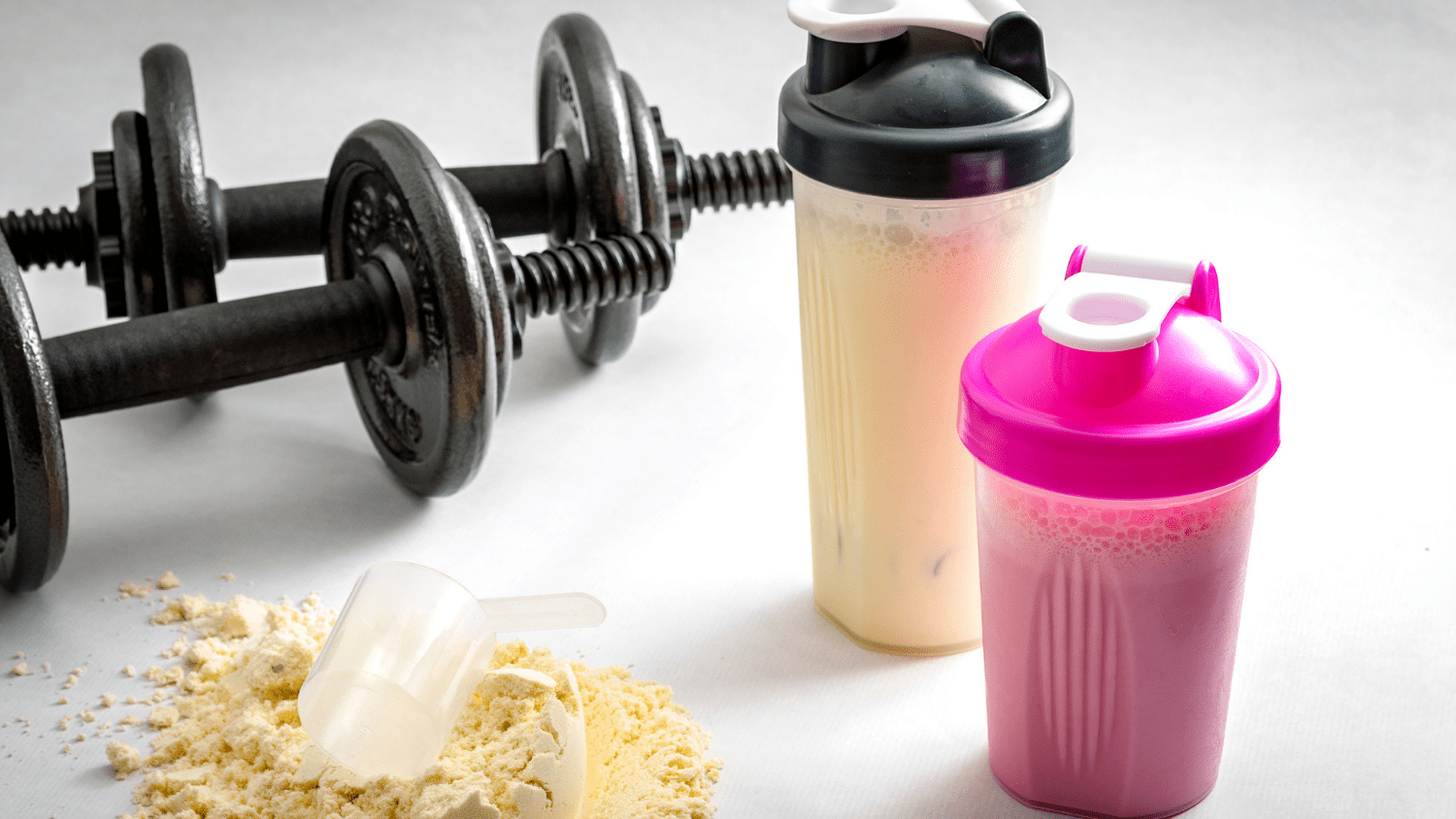 Supporting Muscle Growth with Protein Supplements
