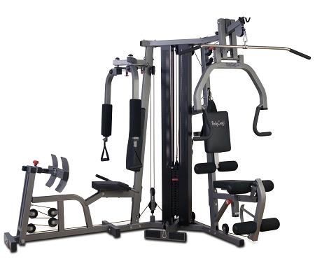 bodycraft galena pro w/ leg press  universal weight