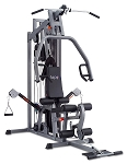 BodyCraft Xpress Pro Home Universal Weight Machine Multi Station Gym - Single 200 lb. Weight Stack (Heavy Duty Construction)