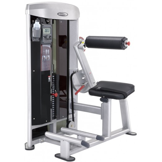 Lower Back Extension Machine w/ Cable by Steelflex Mega Power