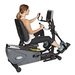 PhysioStep HXT Compact Seated Elliptical Exercise Cross Trainer Machine (Heavy Duty Construction) by HCI