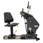 Physical Therapy Exercise Recumbent Bike w/ Upper Body Ergometer (Commercial Grade Quality) by HCI PhysioMax