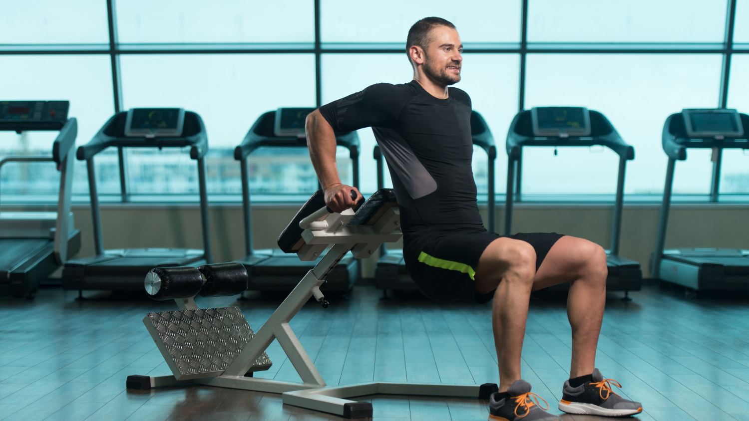 World's Best Roman Chair & Vertical Knee Raise Machine Exercises