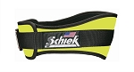 Schiek Gym Weight Lifting Belt - Nylon, 6