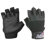 Schiek Platinum Women's Lifting Workout Gloves - Medium