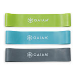 Mini Loop Bands 3-Pack by Gaiam Restore