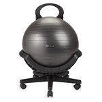 Ultimate Balance Ball Chair With Swivel by Gaiam