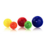 7 cm Massage Ball (Green) (Professional Gym Quality) by AeroMat