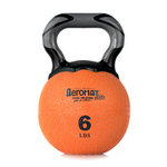 Elite Kettlebell Ball, 6 lb. - Orange (Professional Gym Quality) by AeroMat