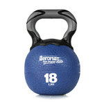 Elite Kettlebell Ball, 18 lb. - Blue (Professional Gym Quality) by AeroMat
