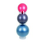 Exercise Ball Stacker Rack for Stability, Yoga, and Balance Balls (Professional Gym Quality) by AeroMat