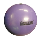4 lb. Weight Ball - Purple (Professional Gym Quality) by AeroMat