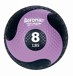 8 lb. Workout Medicine Ball (Home Gym Use) by AeroMat