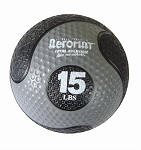 15 lb. Workout Medicine Ball (Home Gym Use) by AeroMat