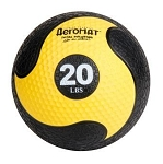 20 lb. Workout Medicine Ball (Home Gym Use) by AeroMat