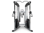 BodyCraft HFT Cable Pully Machine for Functional Training - 2 x 200 lb. Weight Stacks (Heavy Duty Construction)