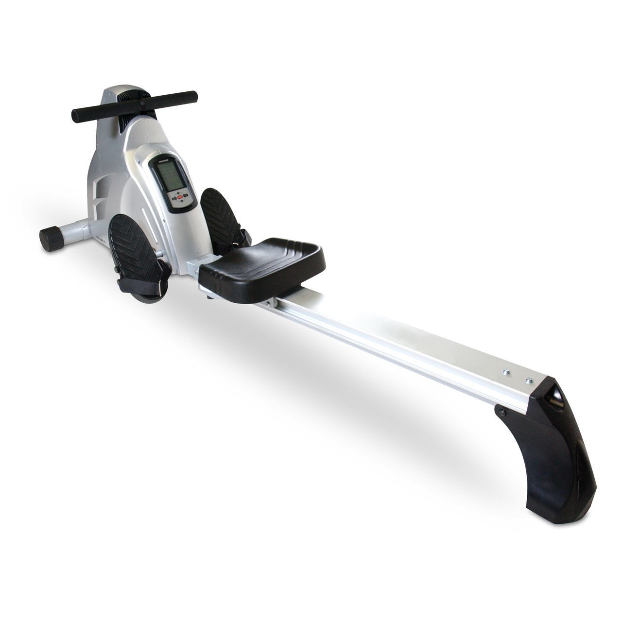White Fitness Magnetic Rower, Programmable (Home Gym Use) by Velocity Exercise