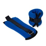 Fitness 5 lbs. Pair Ankle Weights (Home Gym Use) by CAP Barbell
