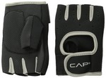 Men's Weight Lifting Gloves Gray, Medium by CAP Barbell