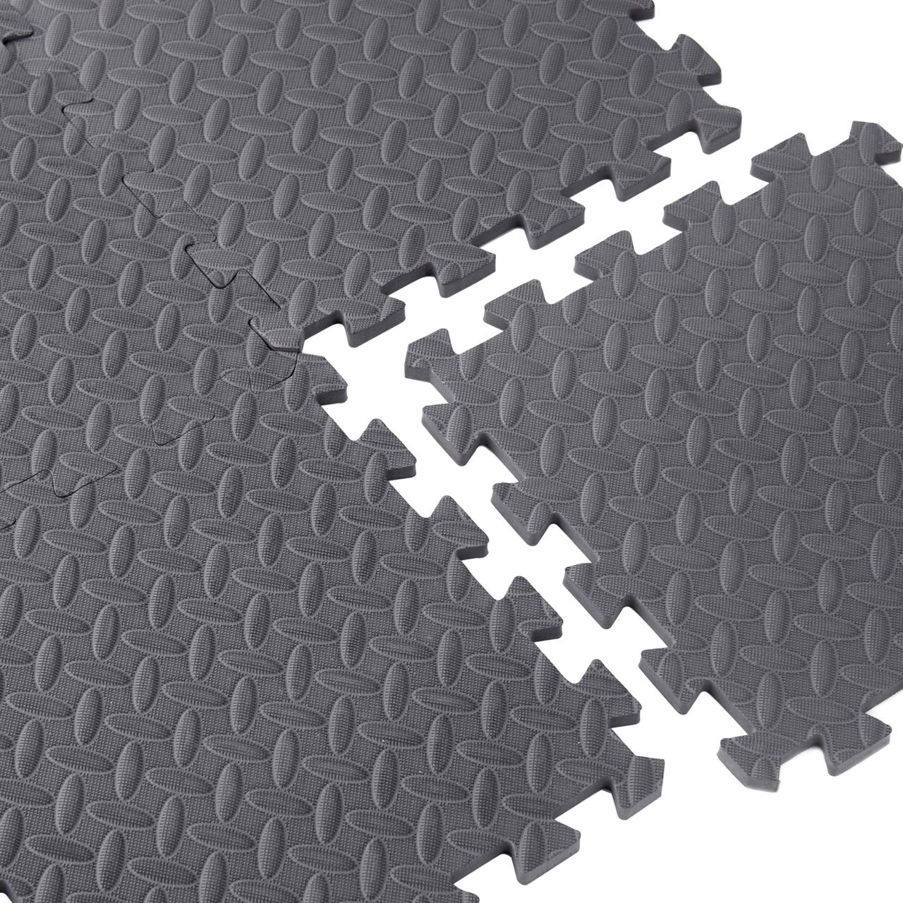 Cap Antimicrobial Foam Tile Puzzle Mat 12 Pieces