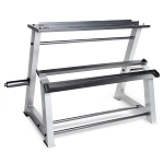 Fitness Accessories Metal Storage Rack (Home Gym Use) by CAP Barbell