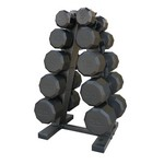 150 lb. Eco Dumbbell Weight Set w/