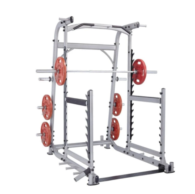 Olympic Power Lifting & Squat Rack by Steelflex