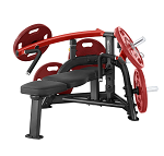 Plate Loaded Chest Bench Press PLBP  (Commercial Grade Quality) by Steelflex