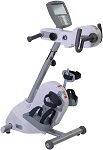 Physical Therapy and Rehab Bike - Total Body Exercise Trainer by OmniTrainer