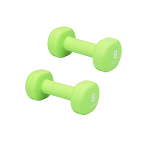 8 lb. Dumbbell Neoprene Hand Weight (Pair) by Gaiam