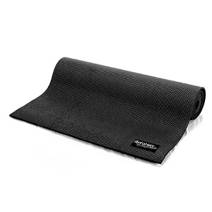 Black Yoga Sticky Mat (HomeGym Quality) by AeroMat