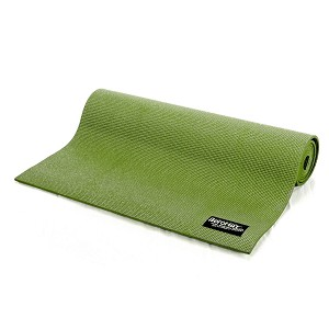 Iris Green Yoga / Pilates Sticky Mat (Professional Gym Quality) by AeroMat
