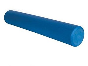 Foam Roller - 36 Inx6 In (Professional Gym Quality) by AeroMat