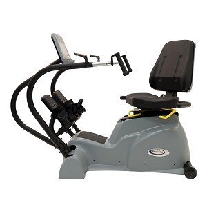 PhysioStep LXT Linear Recumbent Elliptical Cross Trainer (Commercial Gym Quality)