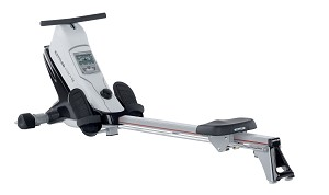 Coach M White Workout Rowing Machine (Heavy Duty Construction) by Kettler