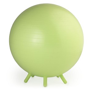Kids Stay-N-Play Ball Lime by Gaiam