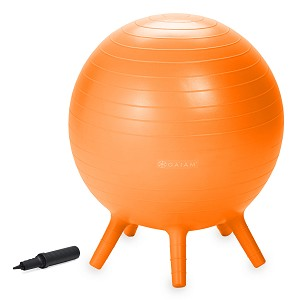 Kids Stay-N-Play Ball Orange Xl by Gaiam